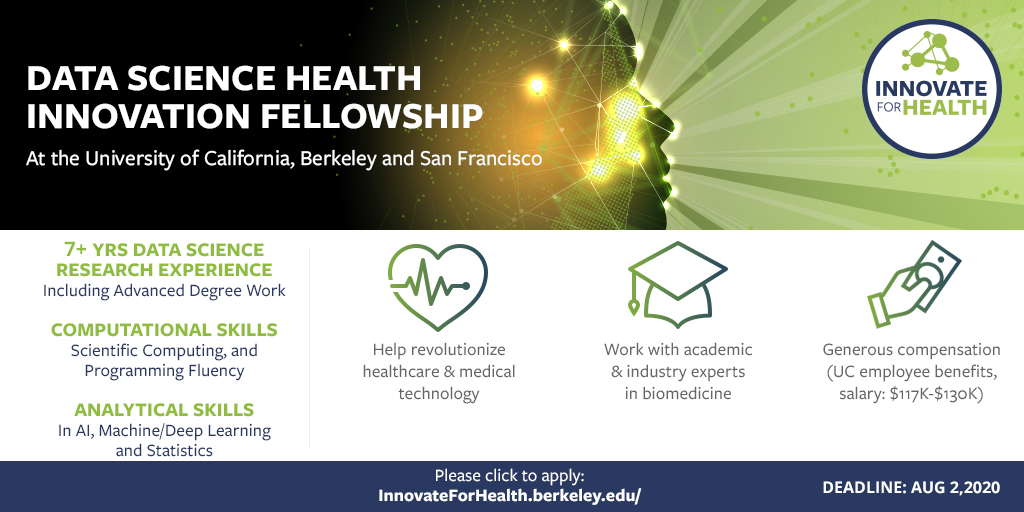 Innovate For Health - virtual job description
