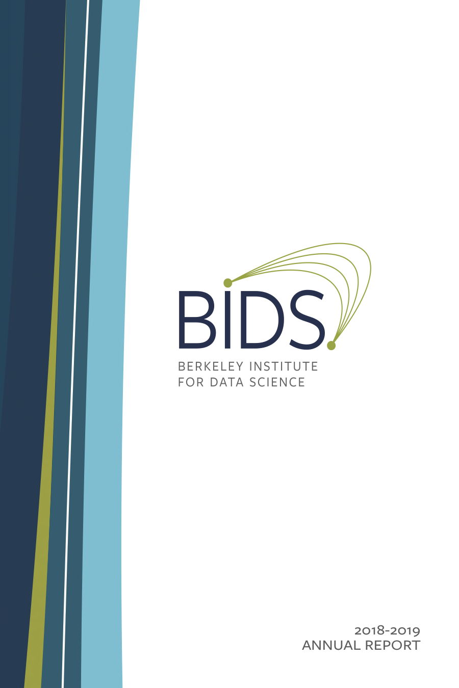 2018-19 BIDS Annual Report - Cover Page