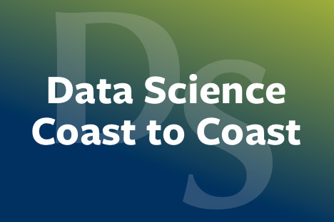 Data Science Coast to Coast - banner image