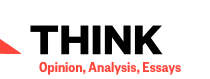 NBC News THINK Opinions, Analysis, Essays - banner logo