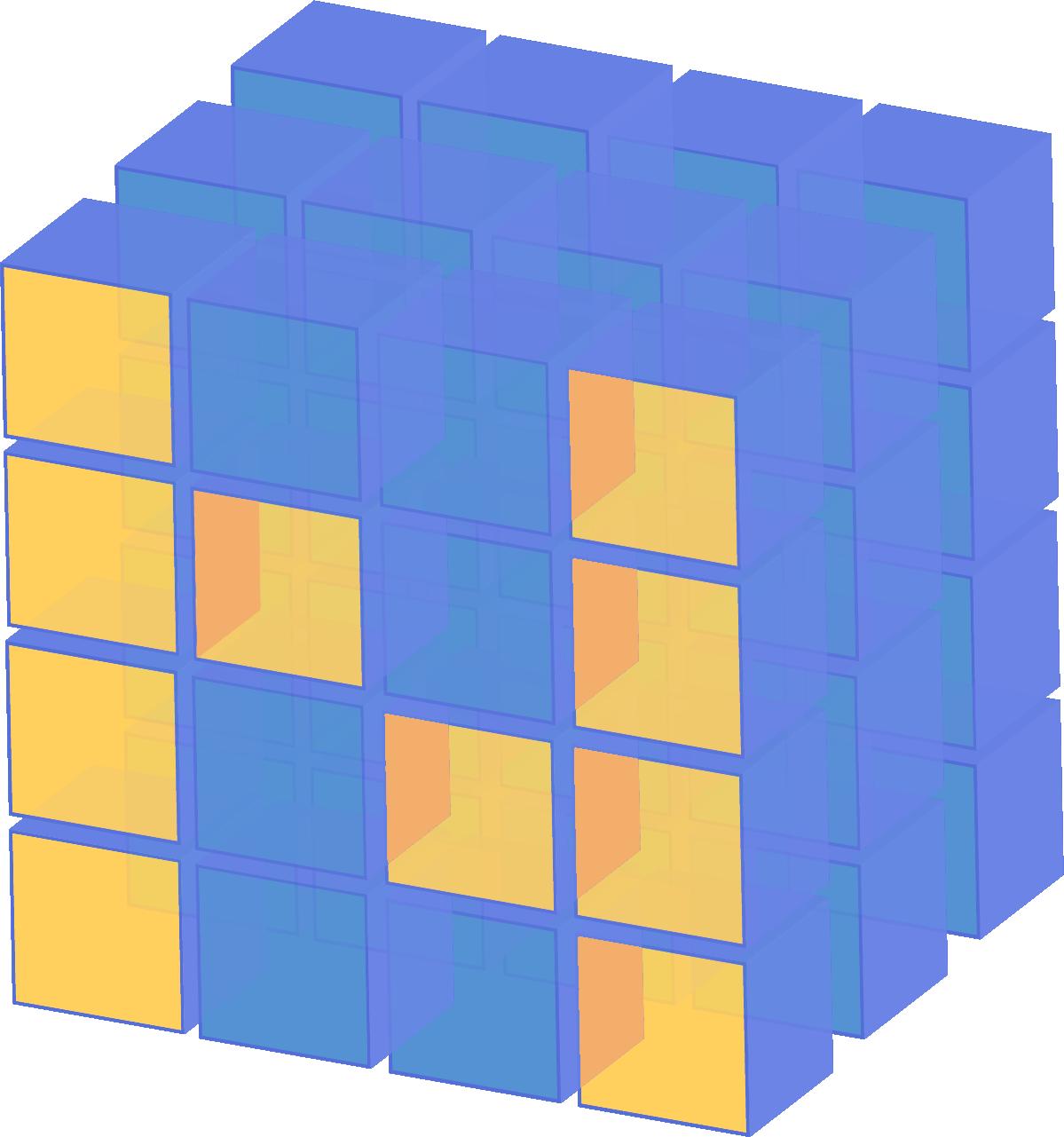 NumPy Hi-res logo