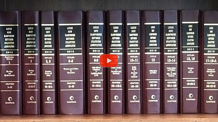 Stark - books from NH SB 43 - video thumbnail image with play button
