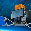 Artist's concept of the envisioned e-Astrogam satellite