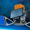 Artist's concept of the envisioned e-Astrogam satellite