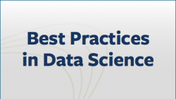 Best Practices in Data Science - banner