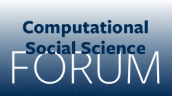 Computational Social Science Forum - logo banner