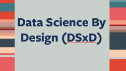 Data Science By Design DSxD - project page banner
