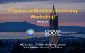 Physics ML Workshop