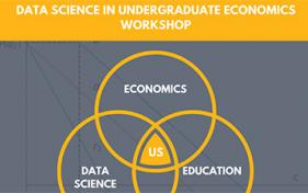 Data Science in Undergraduate Economics Workshop - image diagram