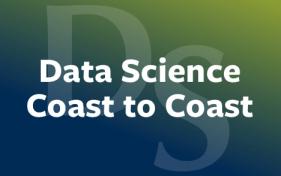 Data Science Coast to Coast - video thumbnail
