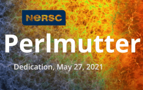 NERSC Perlmutter Dedication Event - video thumbnail cropped