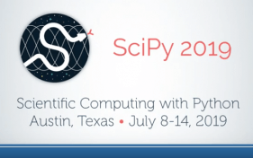 SciPy intro slide