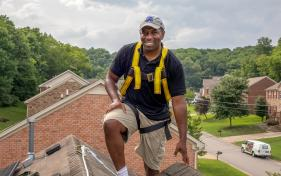 NPR Podcast: Stepping Into The Sun: A Mission To Bring Solar Energy To Communities Of Color
