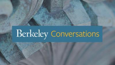 Berkeley Conversations, sather detail