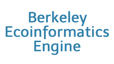Berkeley Ecoinformatics Engine - logo banner