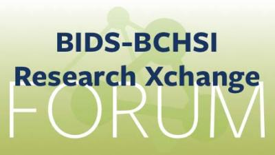 BIDS-BCHSI Research Xchange - project page banner