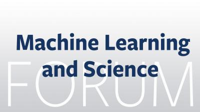 ML&Sci Forum project page banner