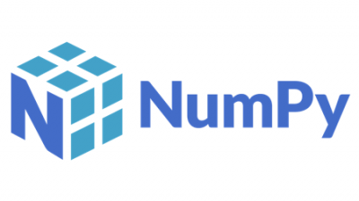 NumPy logo project page banner