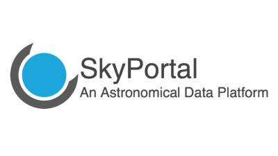 SkyPortal logo